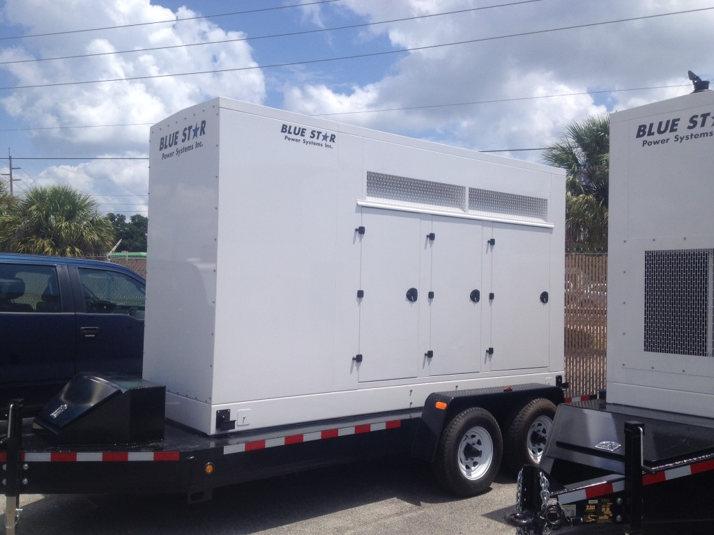 Diesel Generators Aren't Going Anywhere Soon
