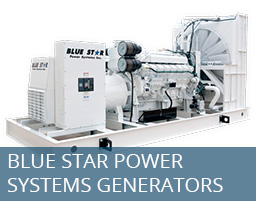 Blue Star Power Systems Generators