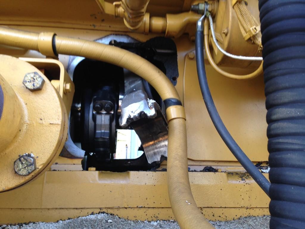 Caterpillar 1 MEG Generator Rebuild Project