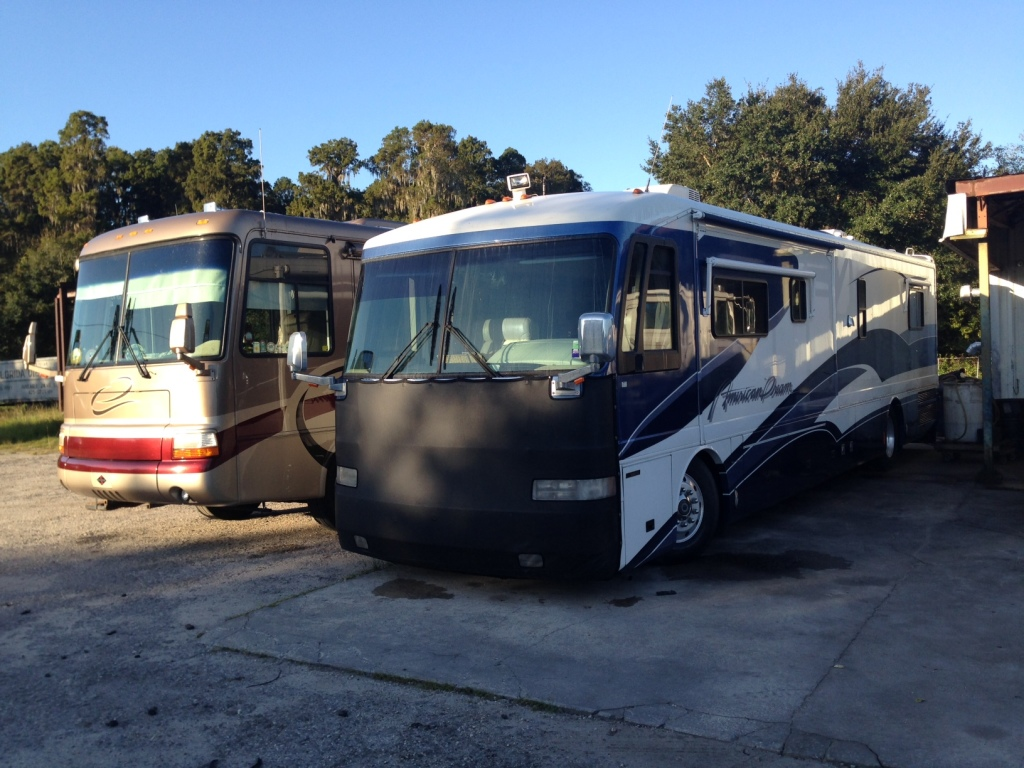 Mid Florida Diesel Will Work On Any Type Of RV From New to Antique