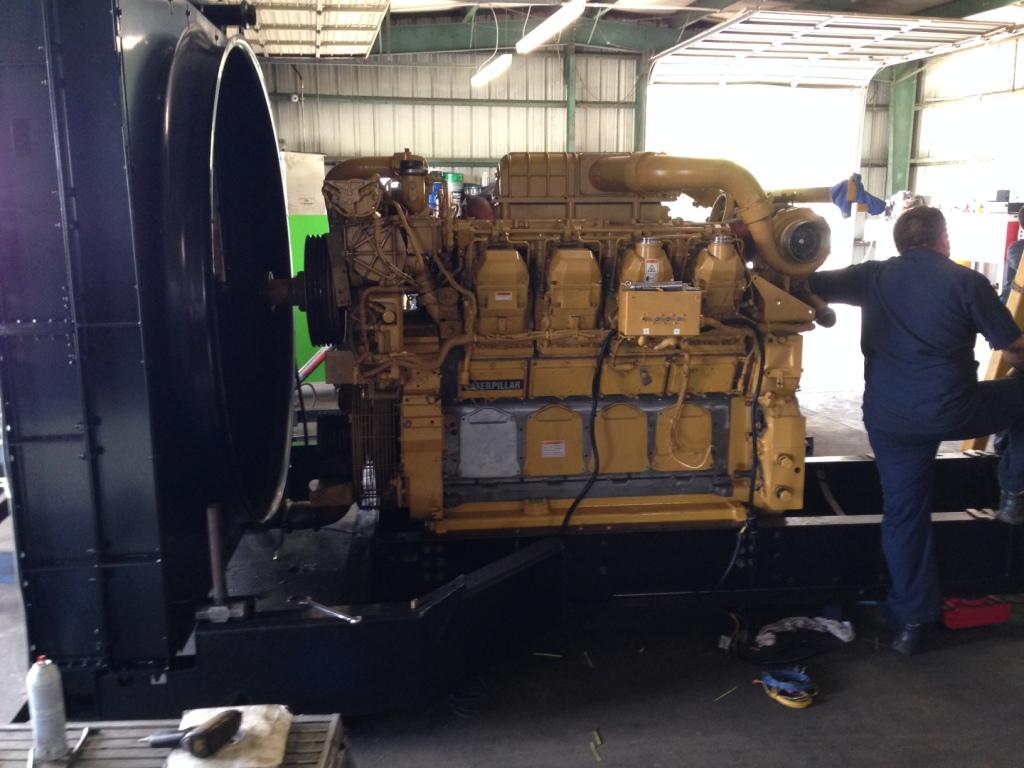 Mid Florida Diesel Project: Installation of 1 MEG Alternator