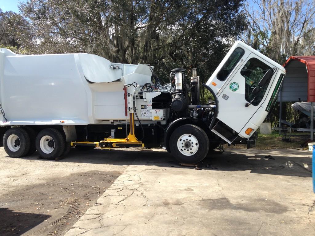 Diesel Track Service by Mid Florida Diesel