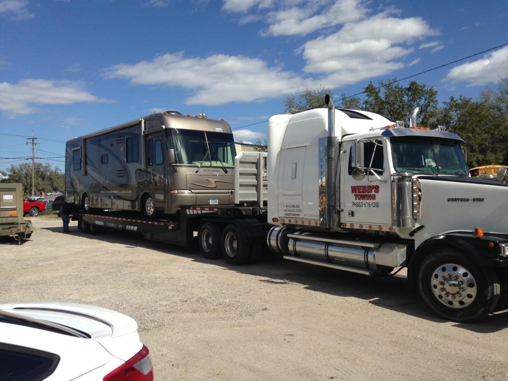 RV Repair Service By Mid Florida Diesel