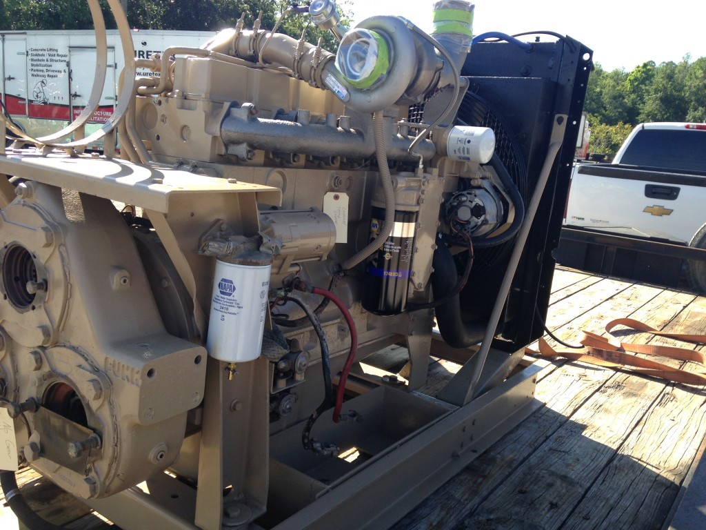 "Mid Florida Diesel Performed a ""Complete Out of Frame Overhaul"""