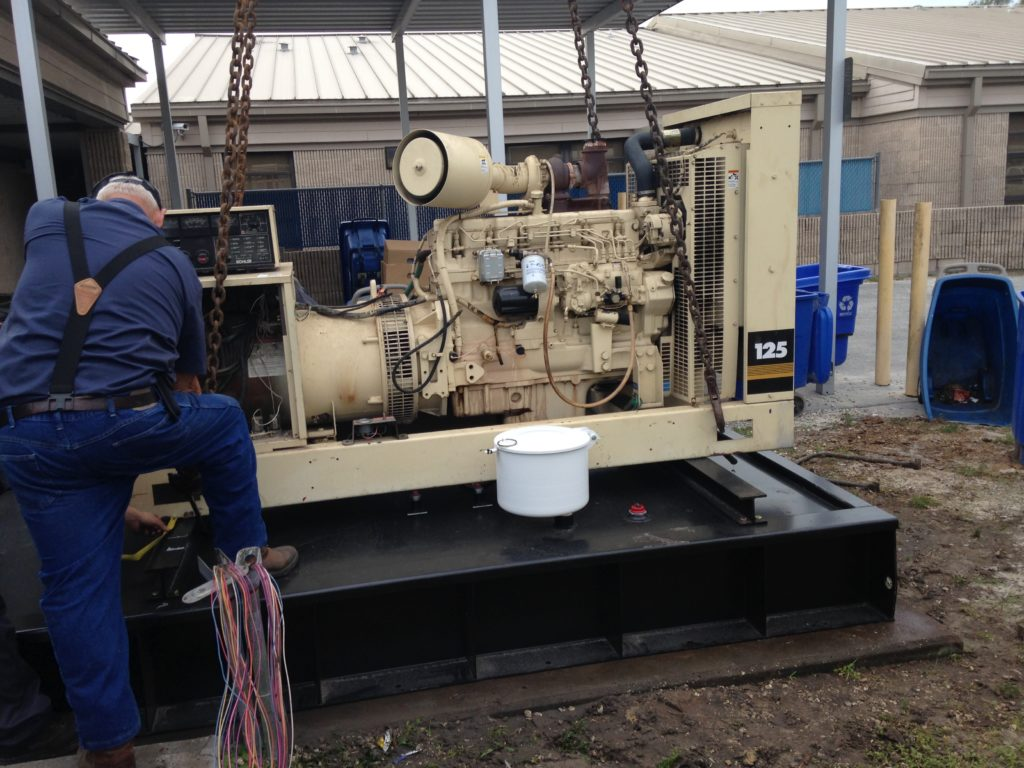 Maintaining Diesel Generators Can Be A Challenge