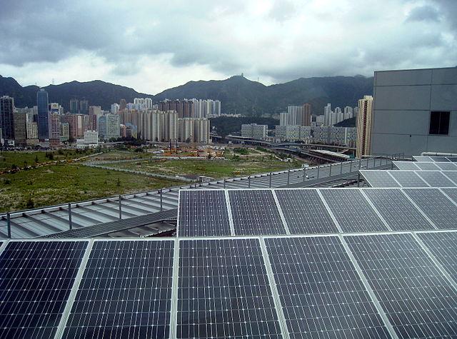 Solar Energy Keeps Gaining Ground
