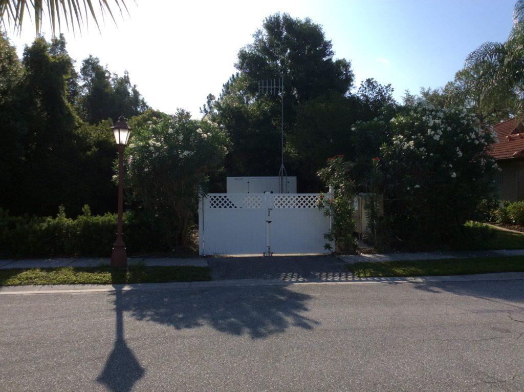 Mid Florida Diesel Installs a New 80KW Blue Star Generator at City of Venice