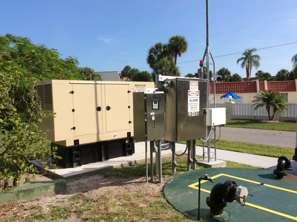 Mid Florida Diesel Sold a Blue Star Power Systems