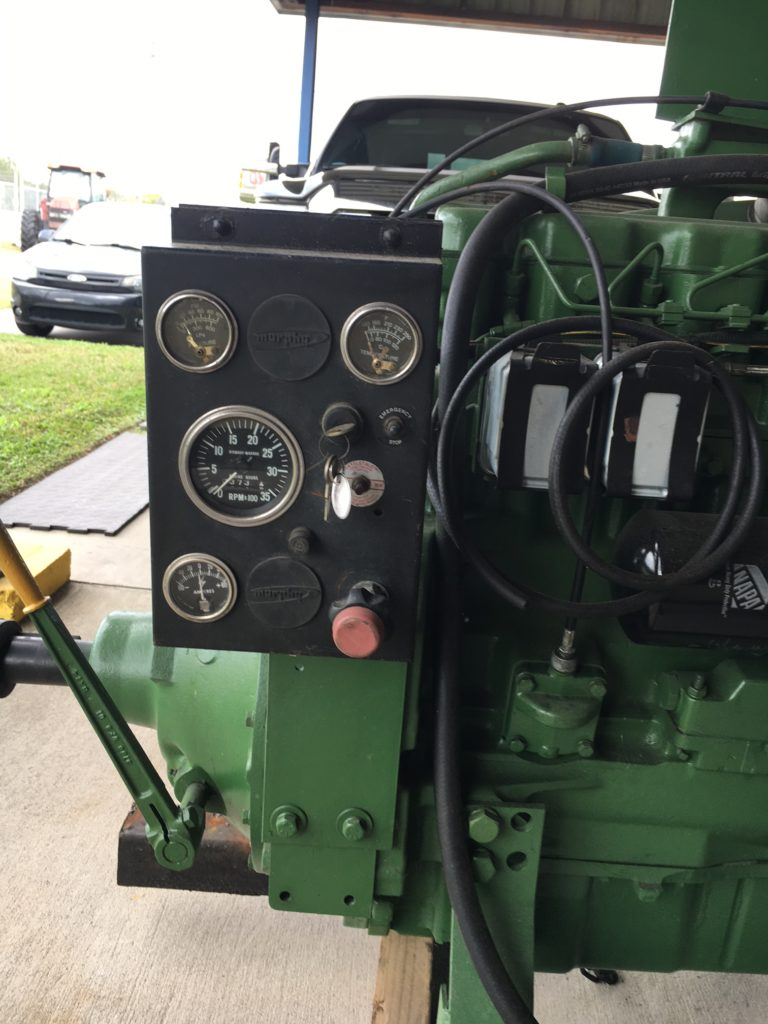 185 Hp John Deere Power Unit - Price   12 500