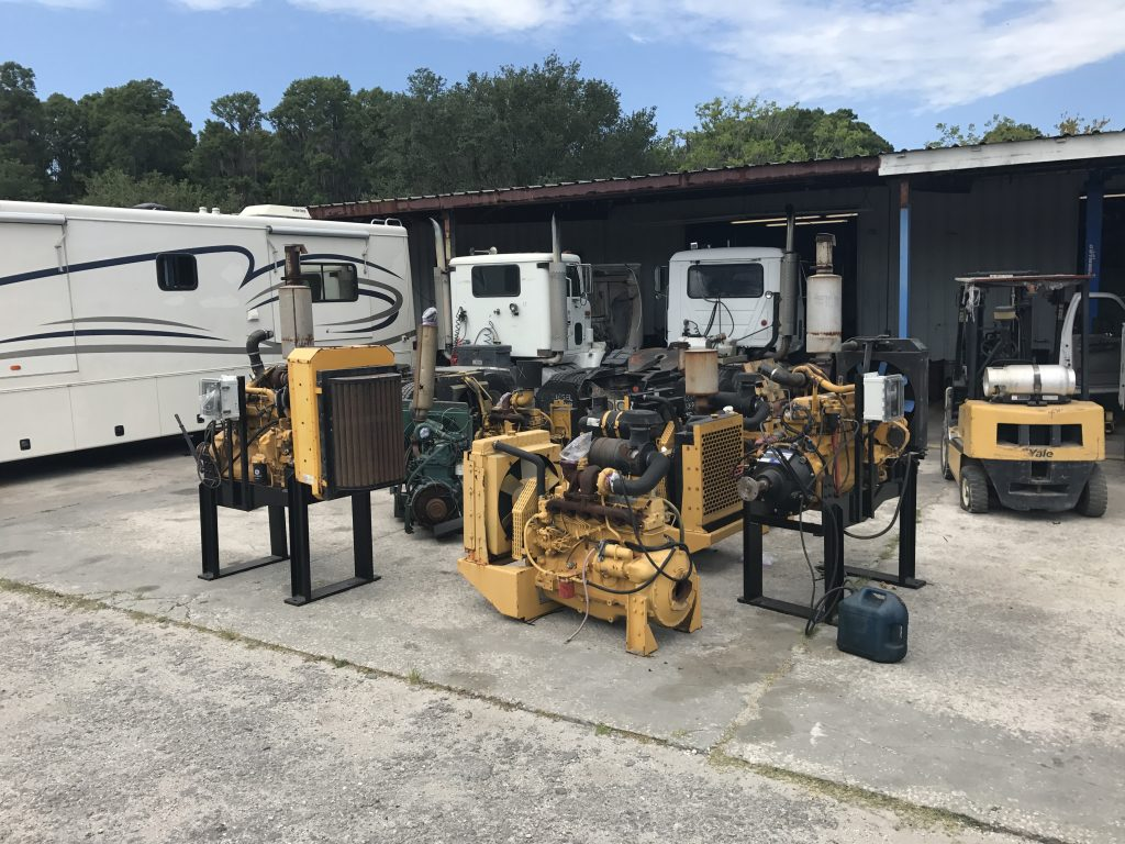 8 More John Deere Power Units To Be Serviced by Mid Florida Diesel