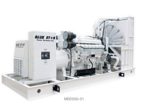 Blue Star Power System Generators