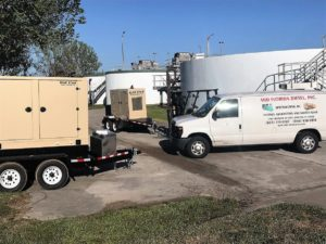 City Of Deland Is Prepared With 8 New Blue Star Generators