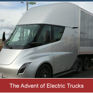 An electric truck is a truck powered by electricity