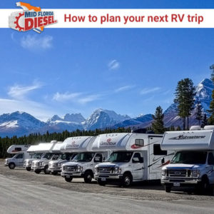 Plan Your Next RV Trip