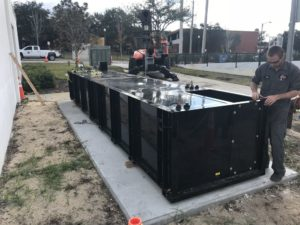 Diesel Generator Supply and Installation